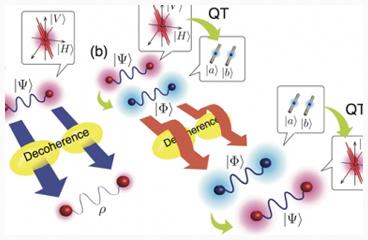 Prof. Yoon-Ho Kim Demonstrates Decoherence Suppression Using Qubit Transduction