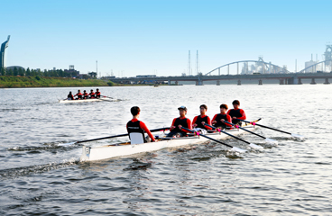 POSTECH Rowing, the University's first official athletic team