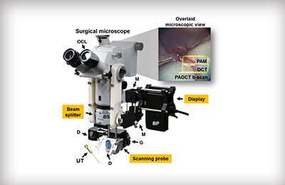 New multimodal imaging system to make microsurgeries better and safer
