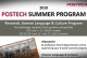 2018 POSTECH Summer Program