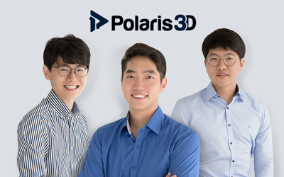 Polaris3D showcases self-driving indoor robot solution at CES 2019