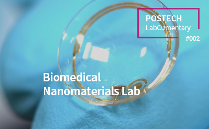 Biomedical<br>Nanomaterials Lab