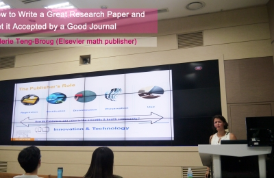 How to Write a Great Research Paper and Get it Published