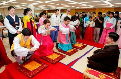 POSTECH International Community Celebrates Lunar New Year