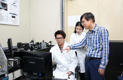 Prof. Jung Ho Je Develops Active Nanowire to Enable Quantitative Measurement of Cu2+ Ions