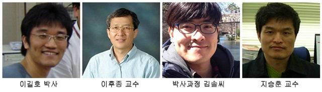 이후종 교수, 지승훈 교수