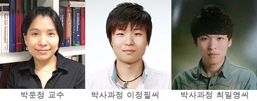 박문정교수 연구팀