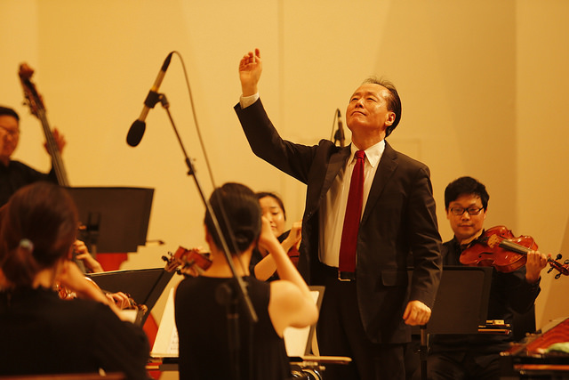 POSTECH Summer Classical Concert with Maestro Nanse Gum