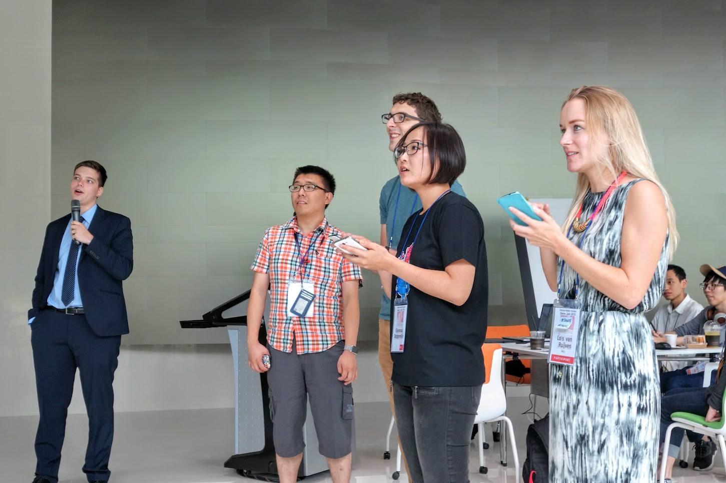 한국-네덜란드 두뇌 모여 48시간동안 기능성 게임 개발 겨룬다