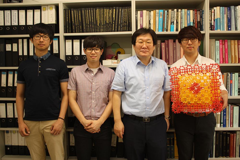 홍석봉 교수 연구팀 사진