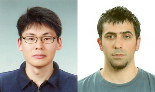 이승재 교수, 뮤라트 아르탄(좌로부터) 이미지