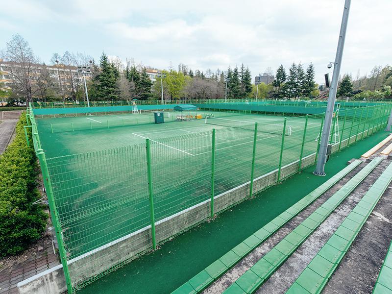 테니스코트