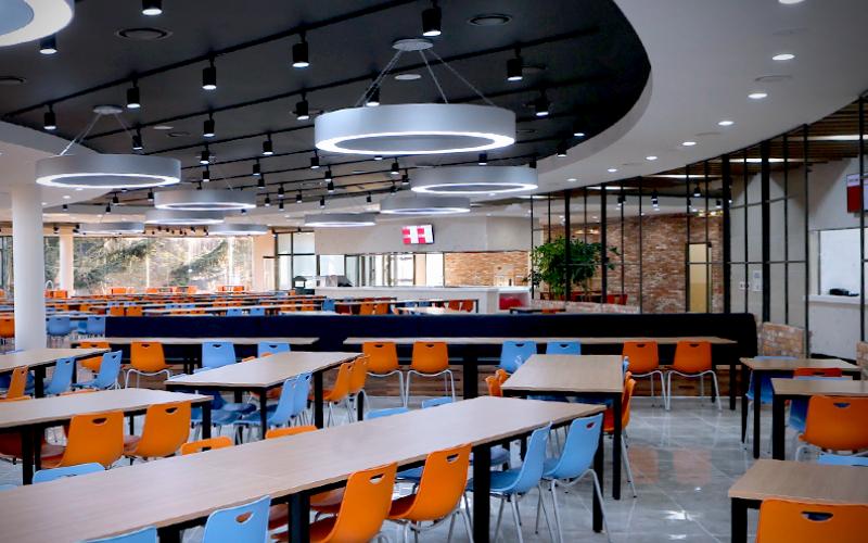 '해동-아우름홀' 개관 학생식당을 <br>새로운 문화공간으로