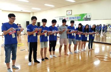 박태준미래전략연구소, 2016 포스텍 청년비전캠프 개최