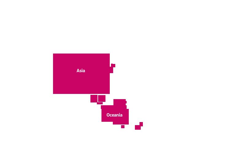 Asia / Oceania