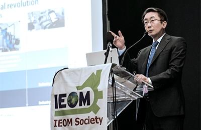 엔지니어링대학원 서석환 교수, 국제 IEOM 선정 우수교육자상 수상