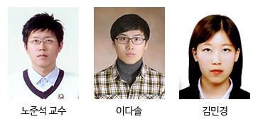 노준석 교수, 이다솔, 김민경