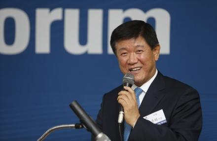 조준희 YTN 사장, 김도연 총장 초청으로 특별 강연
