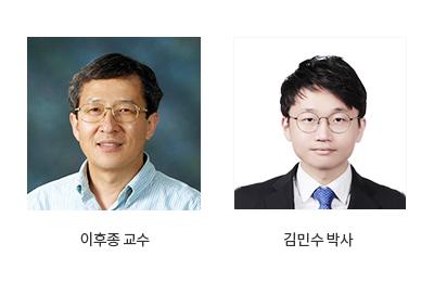 이후종 교수, 김민수 박사