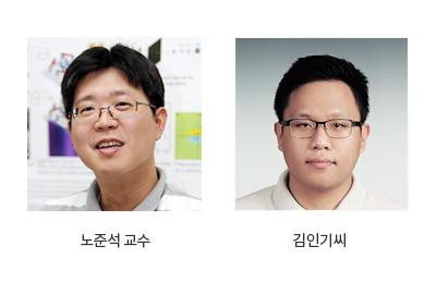 노준석교수,김인기씨