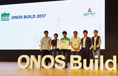 POSTECH 'ONOS Build 2017 해커톤 대회' 우승