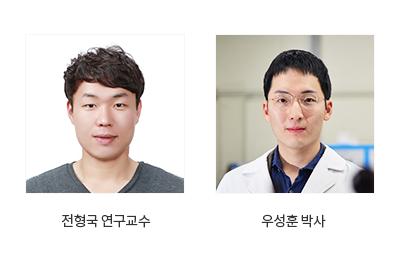전형국 연구교수, 우성훈 박사