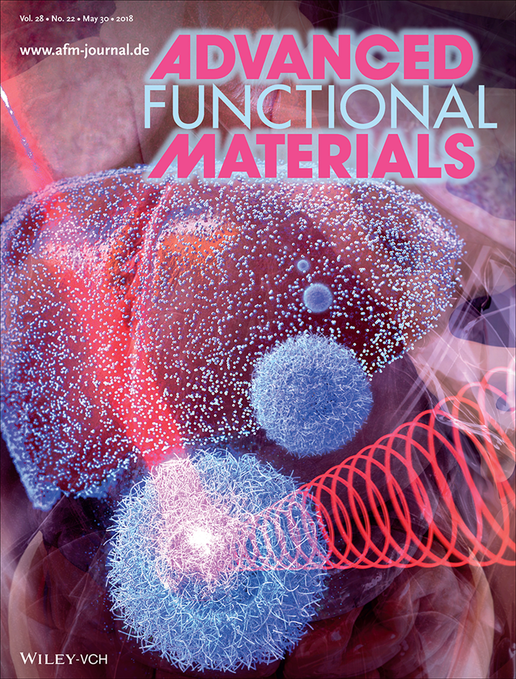 Vol.28,No.22, May302018 www.afm-jouranl.de ADVANCED FUNCTIONAL MATERIALS WILEY-VCH