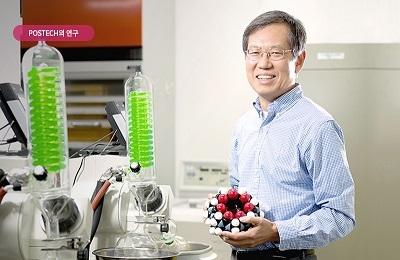 [POSTECH의 연구성과] 화학 김기문 교수팀, 구멍 숭숭 뚫린 초분자로 신약 만든다