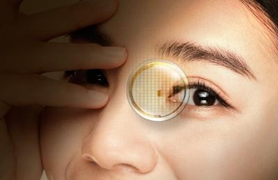 신소재 한세광 교수팀, 당뇨병 진단·치료 위한  무선 구동 스마트 콘택트렌즈 개발