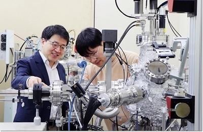 신소재 손준우 교수팀, 이종구조 전극 연료전지 한계를 극복하다
