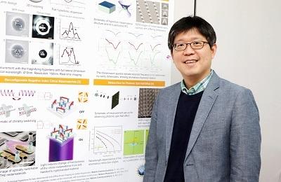 기계·화공 노준석 교수, '마이크로머신'이 뽑은 '올해의 신진 연구자상' 수상