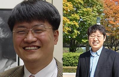 포스텍 김승환 교수 올해의 과학자상 수상